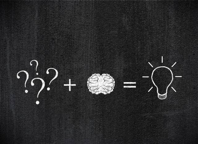 Equation demonstrating an idea